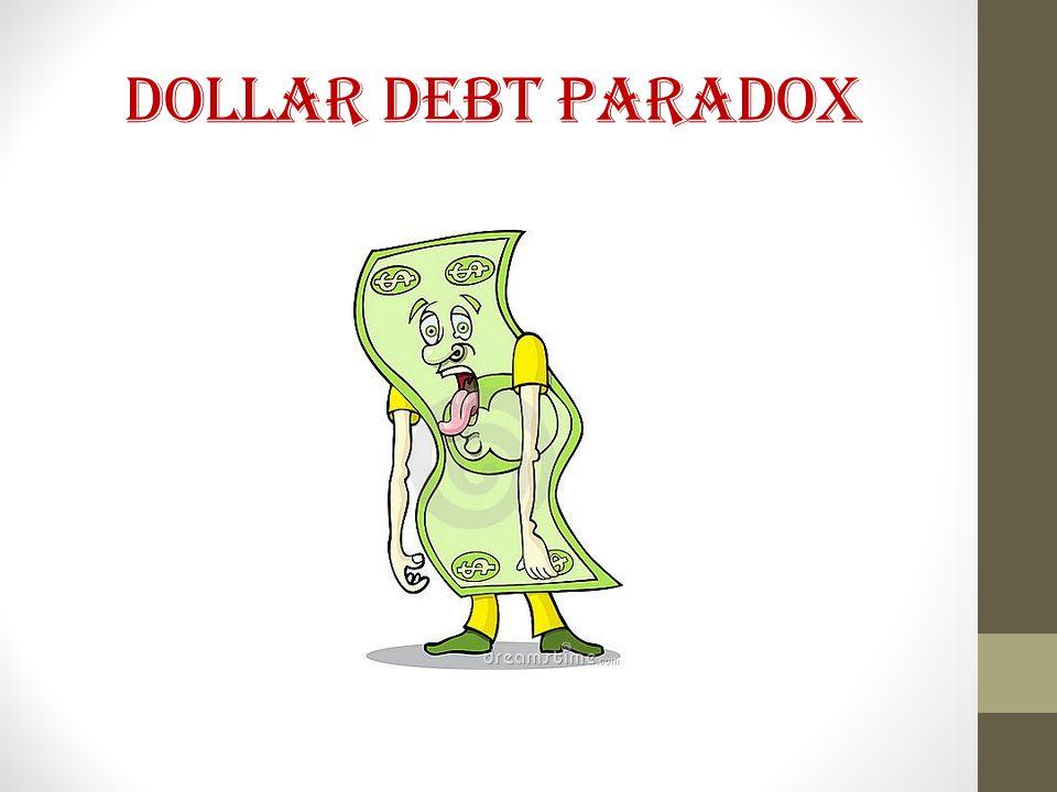 Dollar Debt Paradox