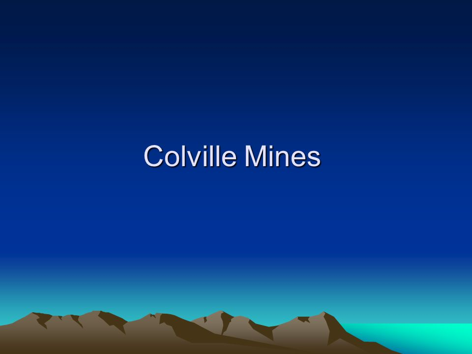 Colville Mines