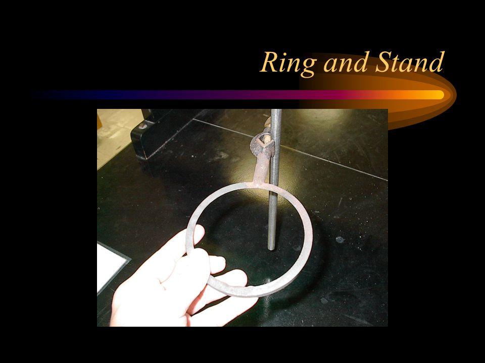 Ring and Stand