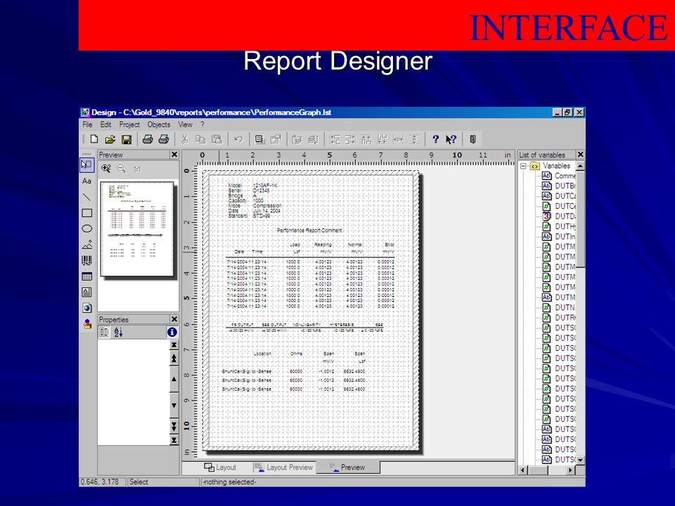 Report Designer