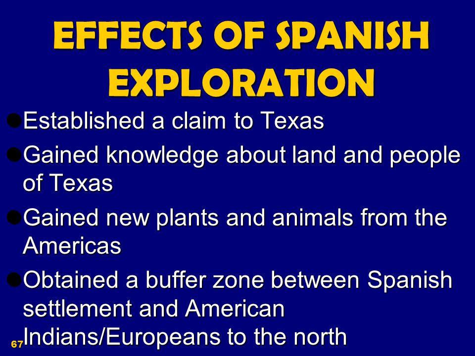 66 SPANISH EXPLORERS: 1519–1598