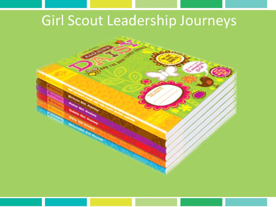 Girl Scout Leadership Journeys