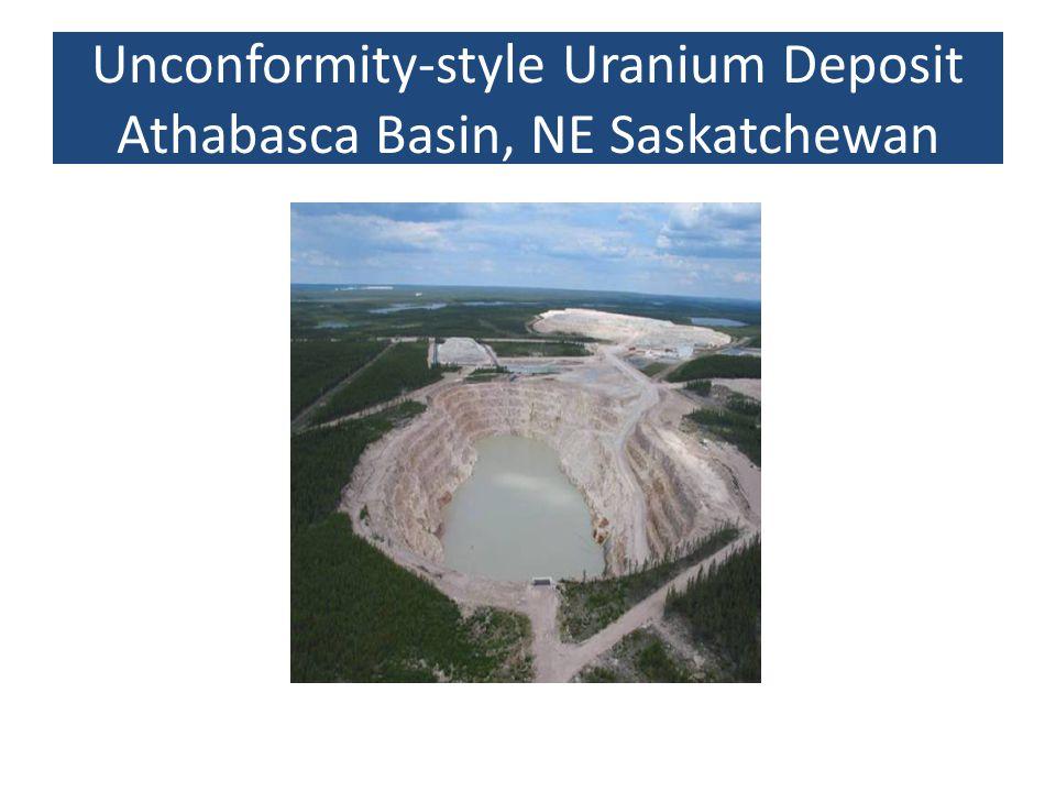 Unconformity-style Uranium Deposit Athabasca Basin, NE Saskatchewan