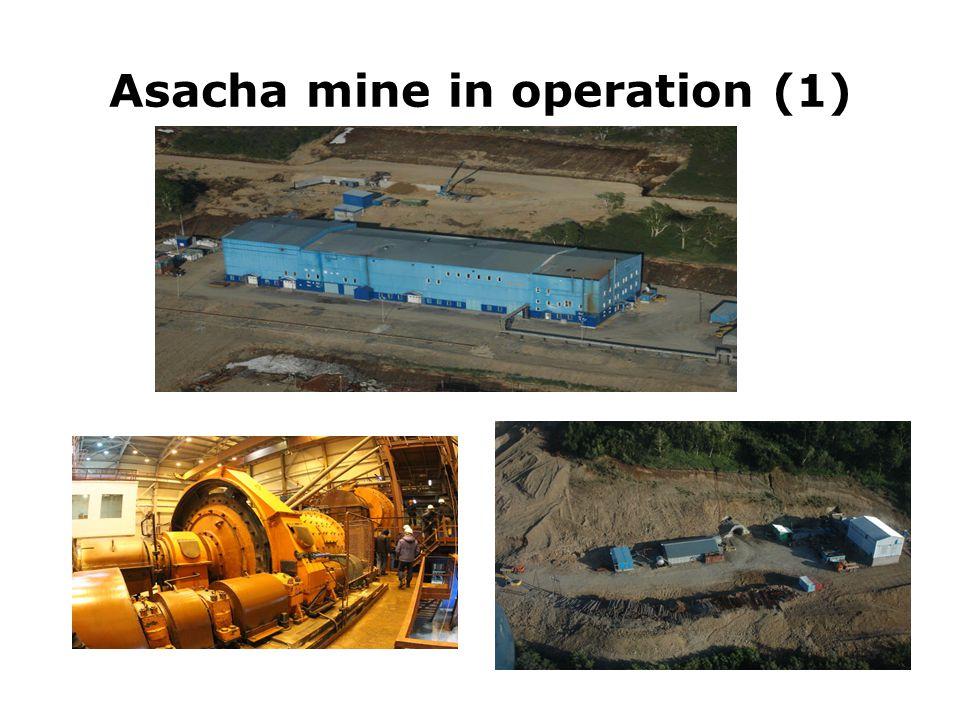 Asacha mine in operation (1)
