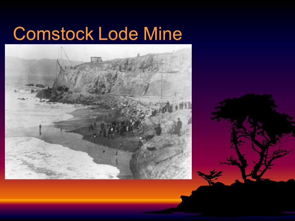 Comstock Lode Mine