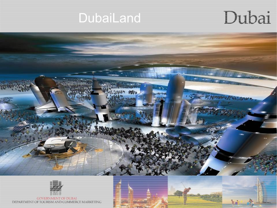 The City of Gold DubaiLand