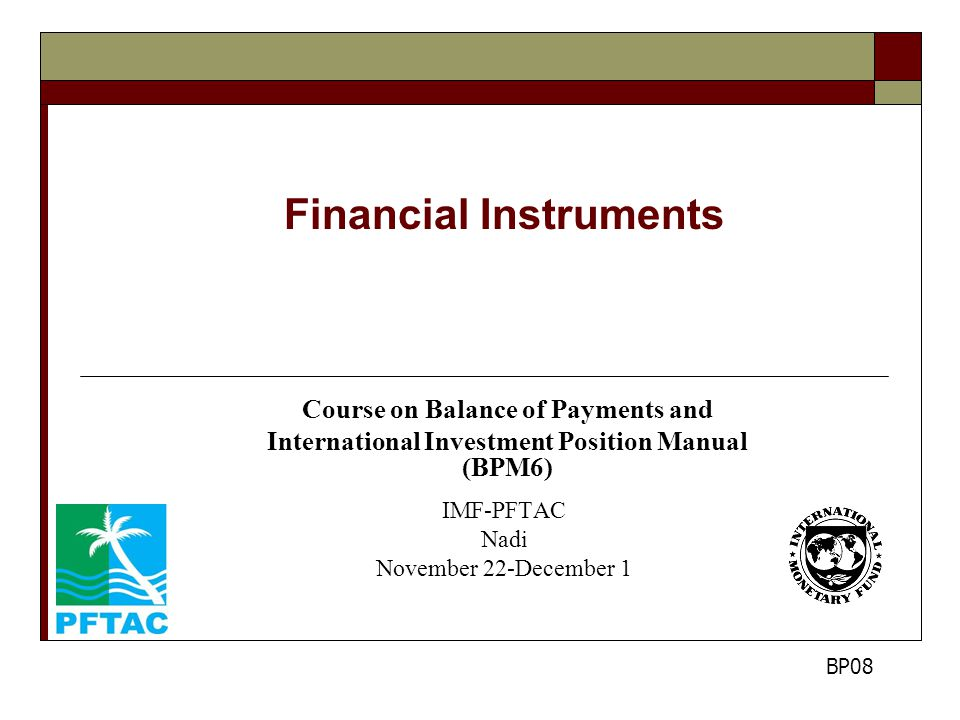 Classification of financial instruments Three broad categories are used to classify financial assets and liabilities: (1) equity and investment fund shares, (2) debt instruments, (3) other financial assets/liabilities.