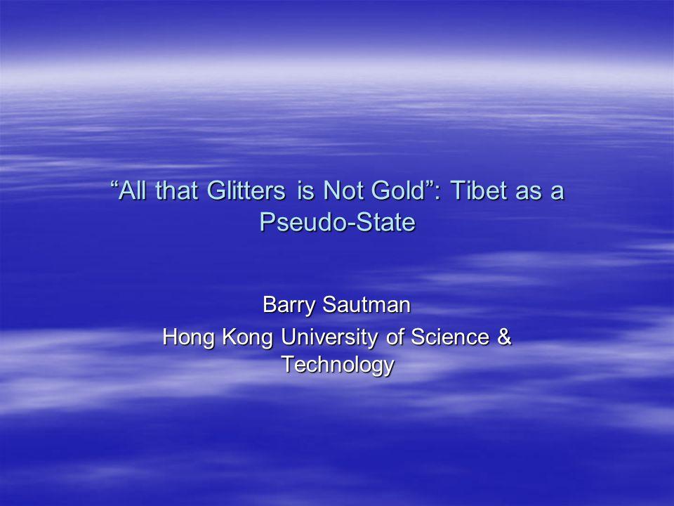 Traditional Tibet: Central-Western Tibet (U-Tsang), under the Dalai Lamas Regime; Eastern Tibet (Kham & Amdo) not under his regime