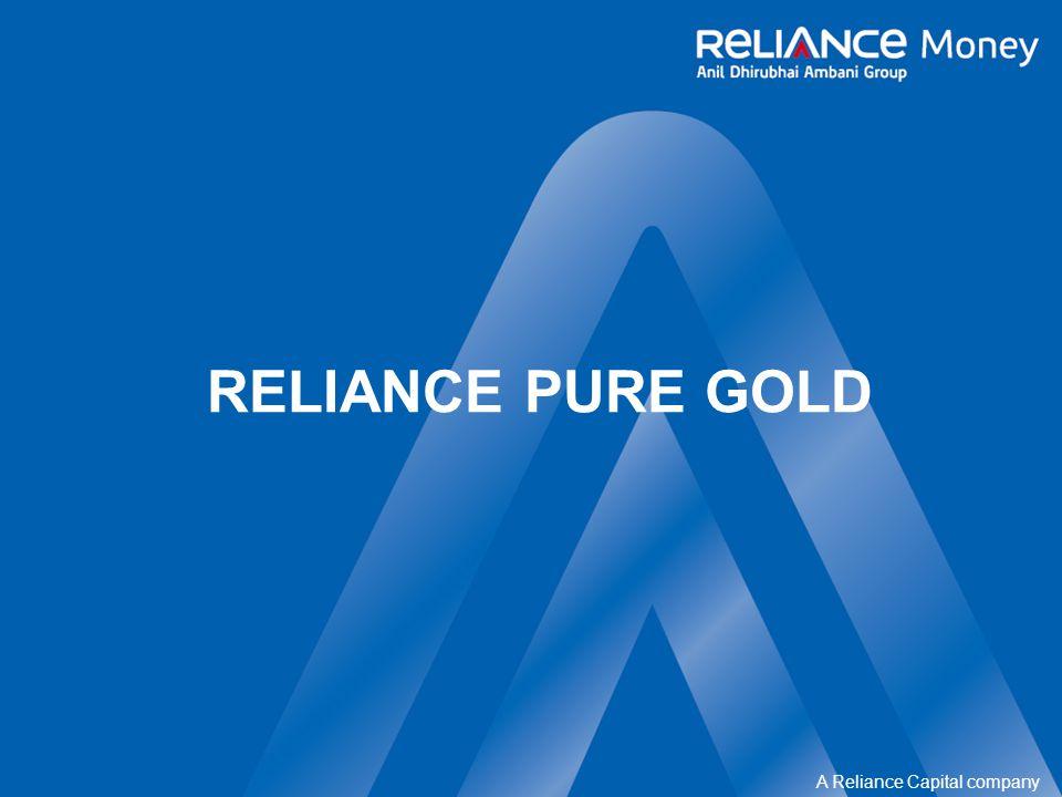 A Reliance Capital company Thank you