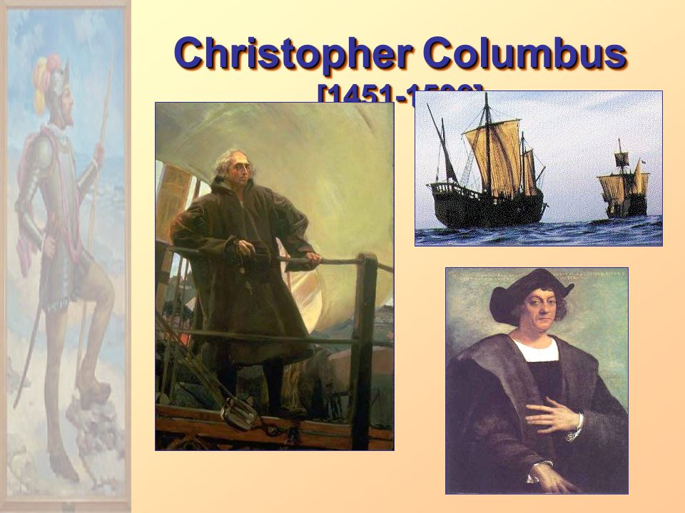 Christopher Columbus [ ]
