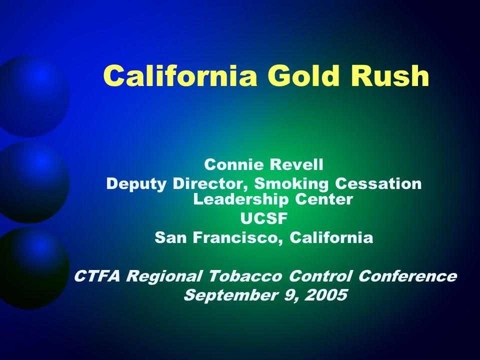 The New California Gold Rush