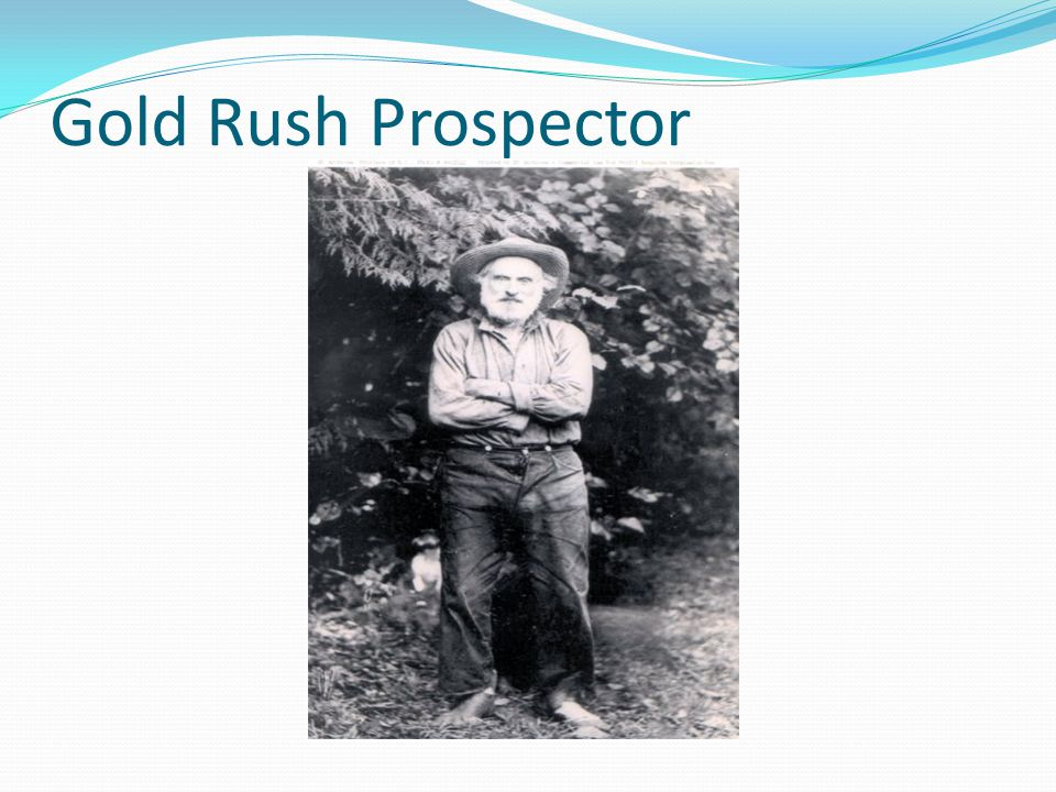 British Columbia: From Colony to Province Gold Rush Governor Douglas was alarmed with all of the Americans coming.