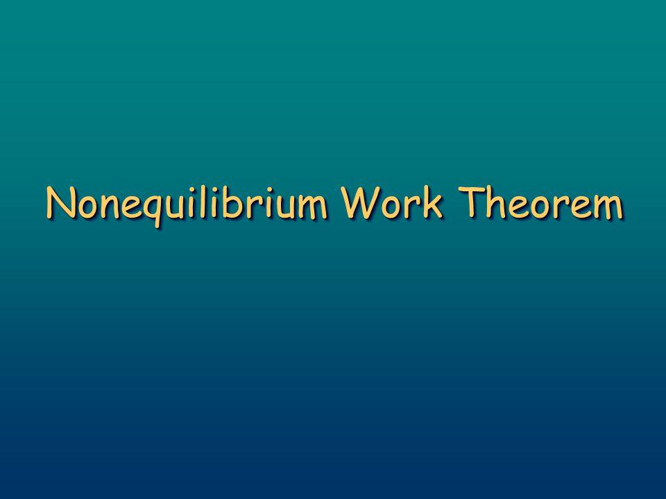 Nonequilibrium Work Theorem