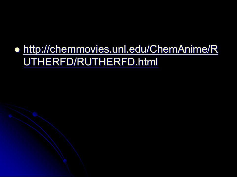 http://chemmovies.unl.edu/ChemAnime/R UTHERFD/RUTHERFD.html http://chemmovies.unl.edu/ChemAnime/R UTHERFD/RUTHERFD.html http://chemmovies.unl.edu/Chem