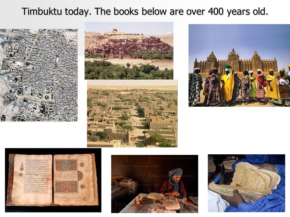 Timbuktu Timbuktu became the center of West African gold and salt trade across the Sahara Desert. Timbuktu became the center of West African gold and