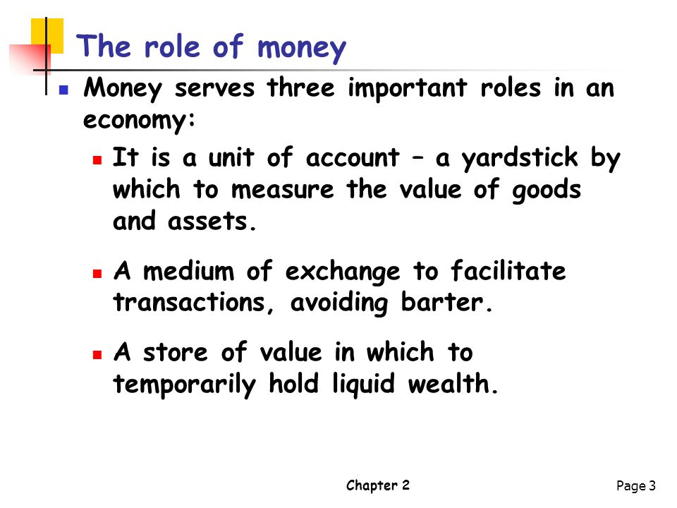 Chapter 2Page 4 Money and exchange rates The Bank of England and the Banque de France, had gold windows where they bought and sold gold at a fixed currency price in the 19th century.