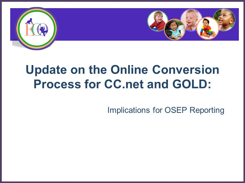 Rationale States using 7-point online conversions noted a larger than expected proportion of typically developing children.