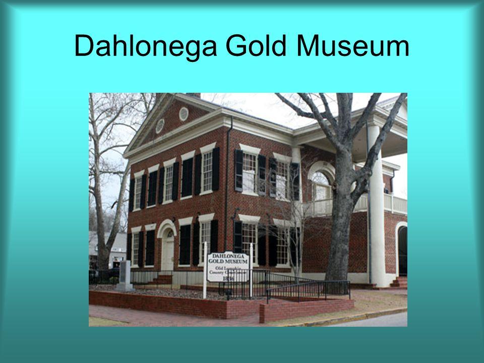 Dahlonega Gold Museum