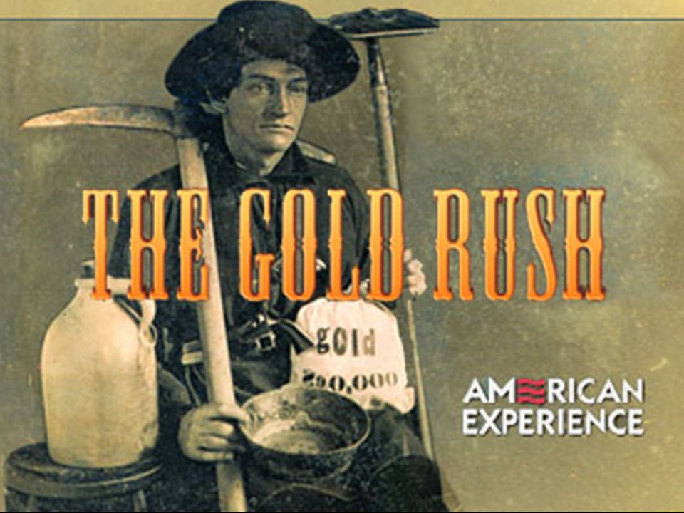 A. Gold is Discovered A. Found by John Marshall at Sutters Mill in 1848