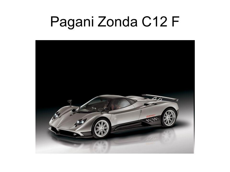 Pagani Zonda C12 F