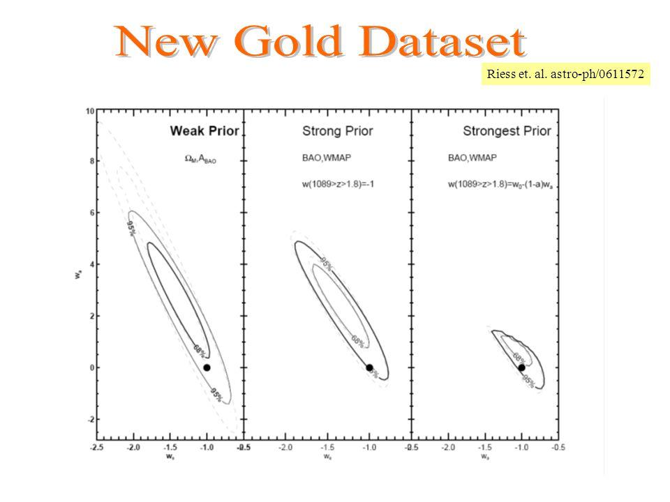 Riess et. al. astro-ph/0611572