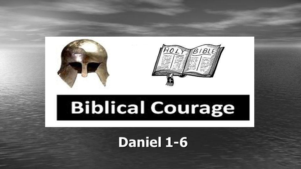 Daniel 1-6