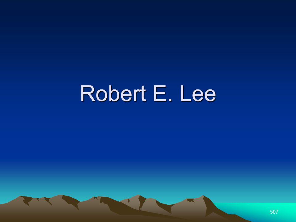 507 Robert E. Lee