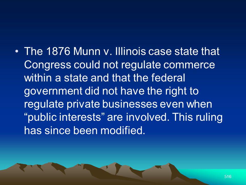 516 The 1876 Munn v.