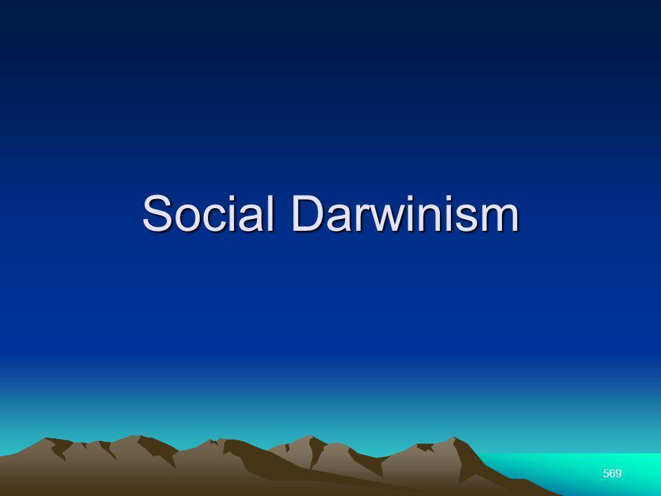 569 Social Darwinism