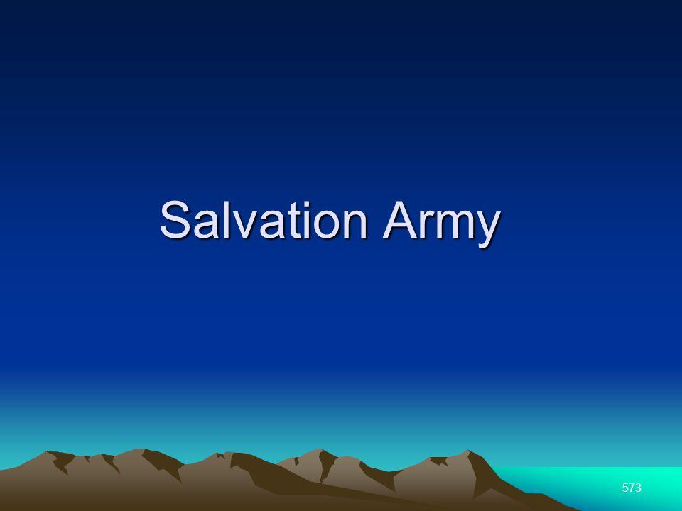 573 Salvation Army
