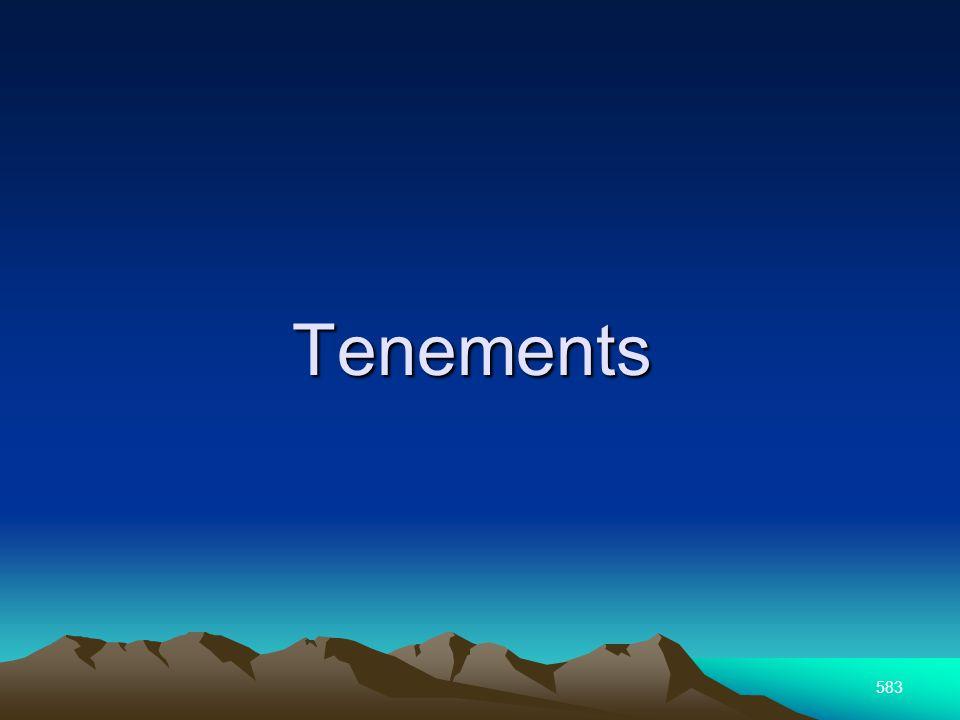 583 Tenements