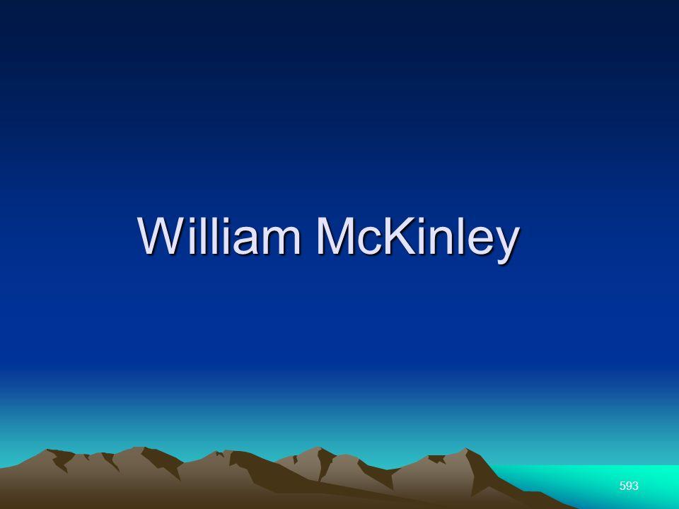 593 William McKinley
