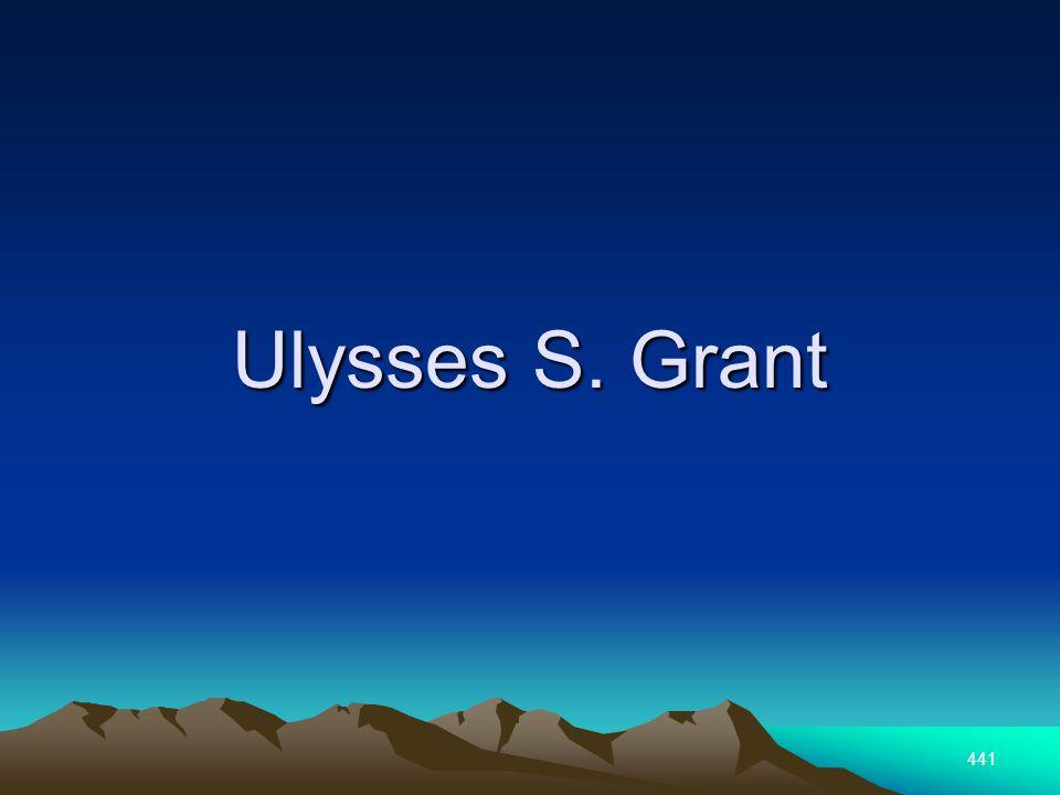 441 Ulysses S. Grant