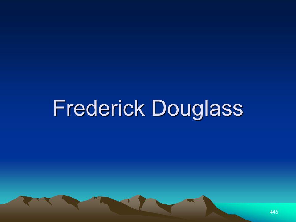 445 Frederick Douglass