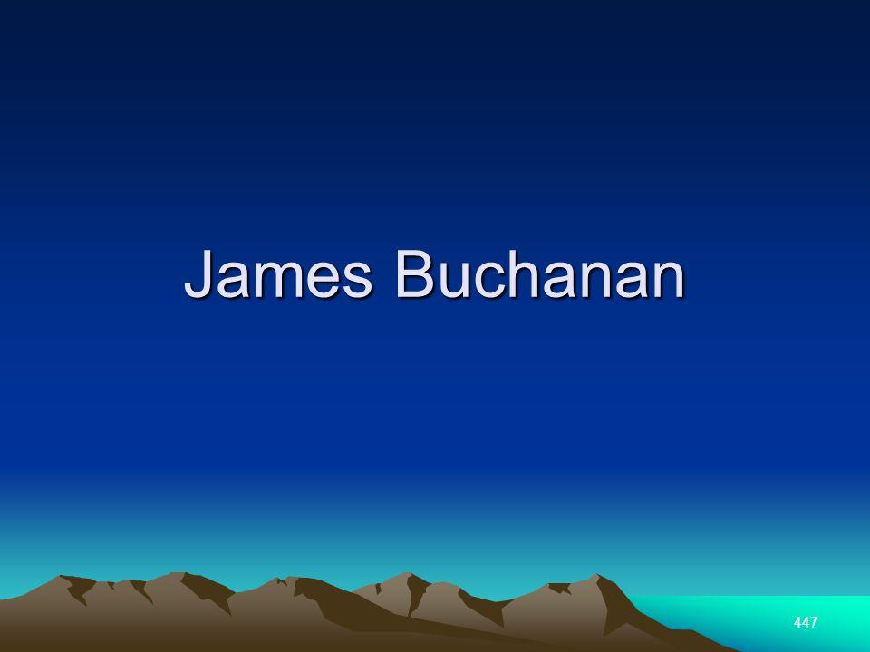 447 James Buchanan