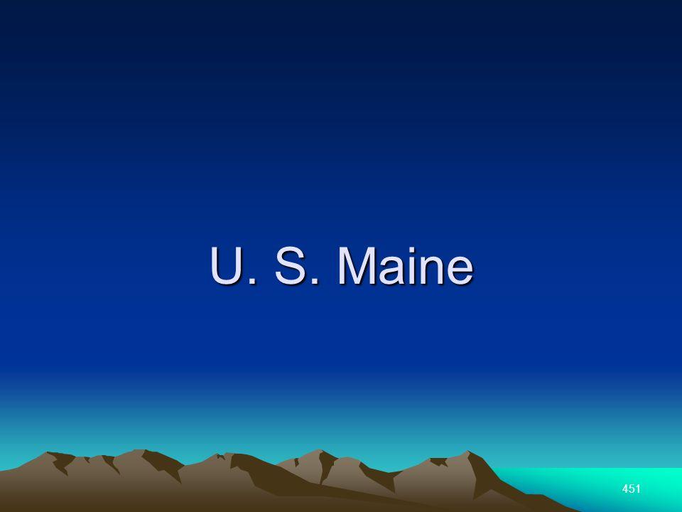 451 U. S. Maine