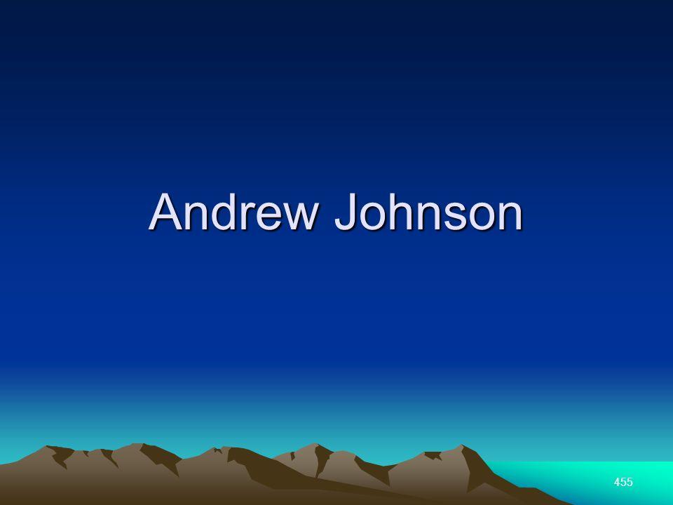 455 Andrew Johnson