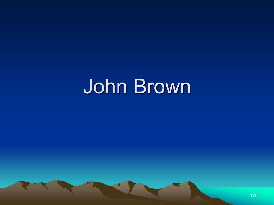 475 John Brown