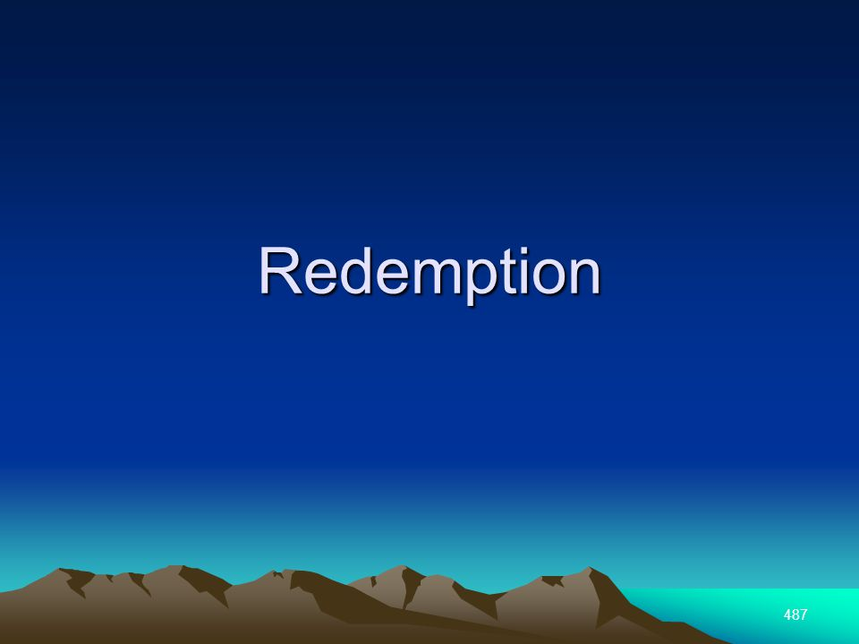 487 Redemption