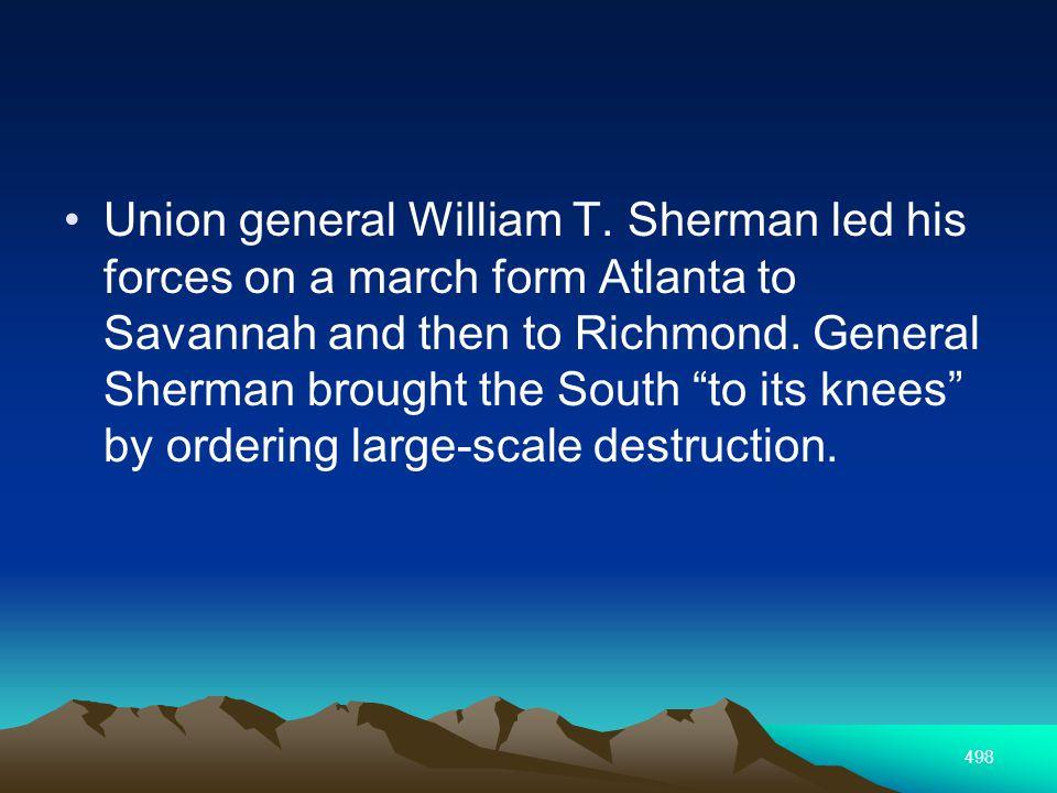 498 Union general William T.
