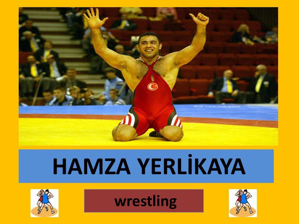 HAMZA YERLİKAYA wrestling