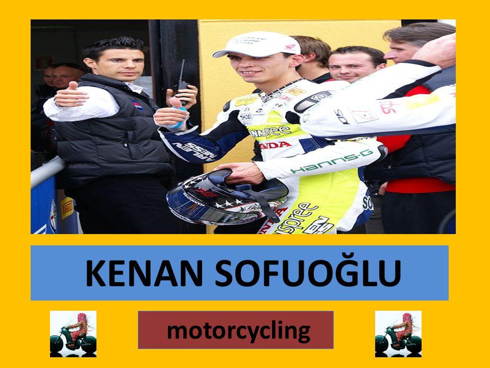 KENAN SOFUOĞLU motorcycling