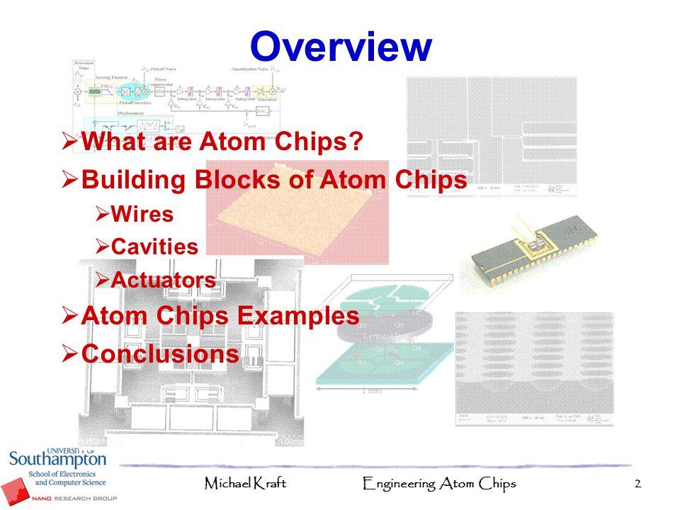 Michael KraftEngineering Atom Chips13 Four Wire Trap