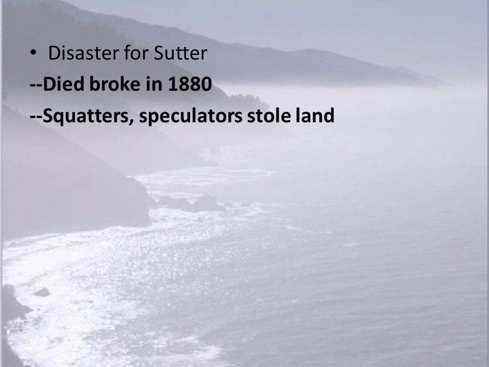December 7, 1848, messenger delivered report from Col.