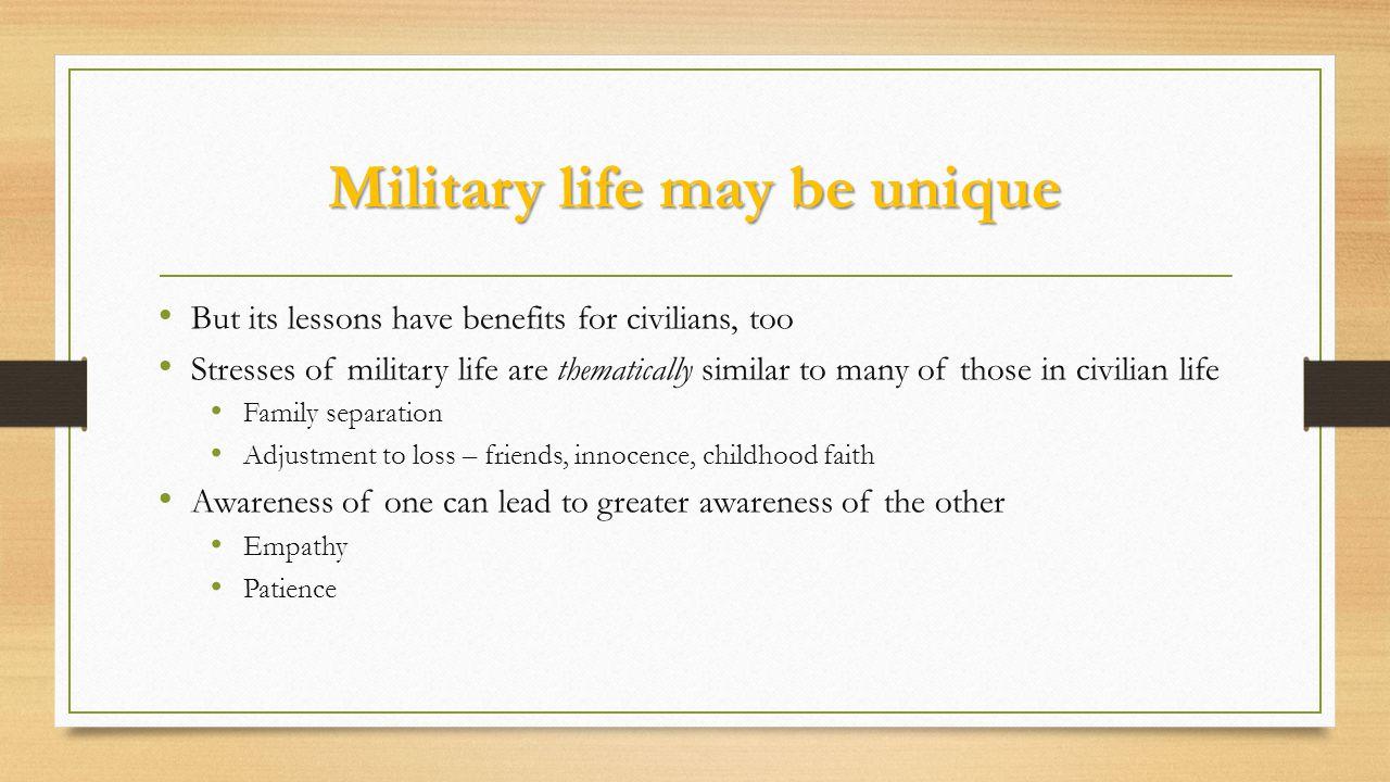 Injuries of War Injuries of Life Limb loss (physical) Traumatic Brain Injury (physical) Post-Traumatic Stress (psychological) Moral Injury (spiritual) How pervasive.