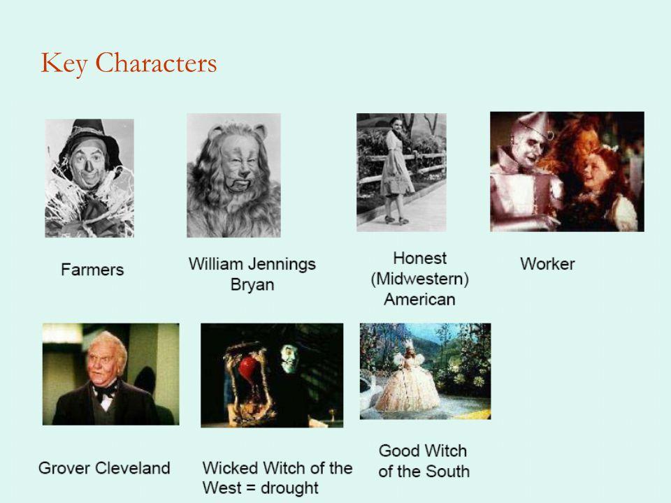 Key Characters