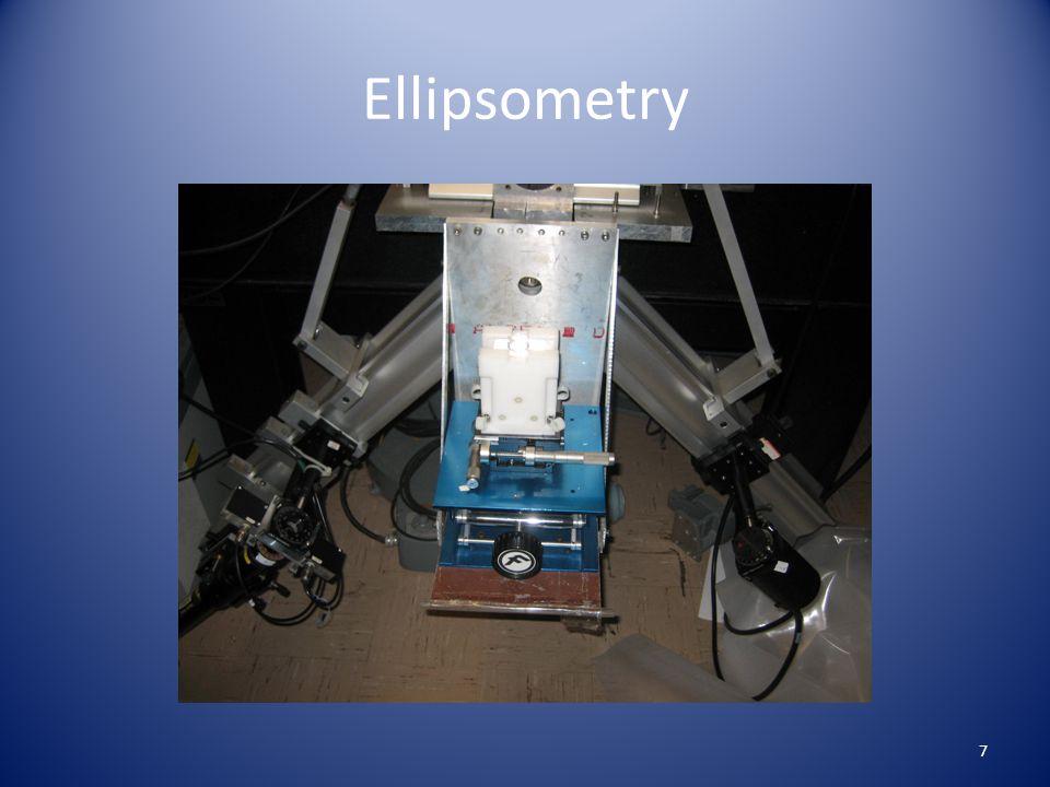 Ellipsometry 7
