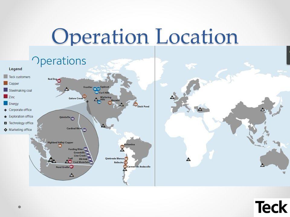 Operation Location
