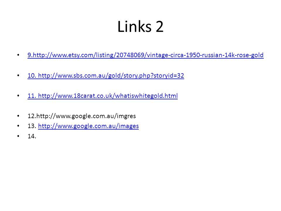 links 1.