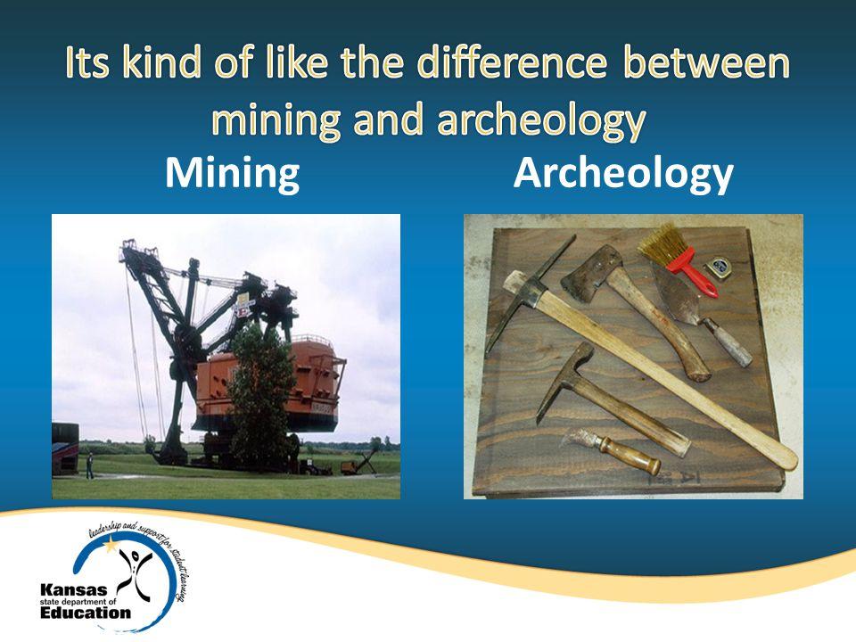 MiningArcheology
